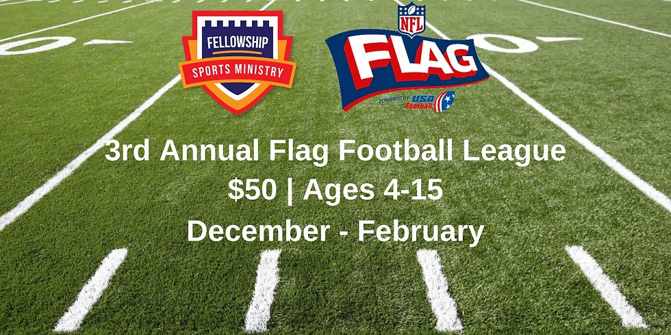 FSM Flag Football and Cheerleading League