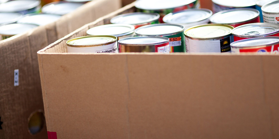 Stock the Food Pantry
