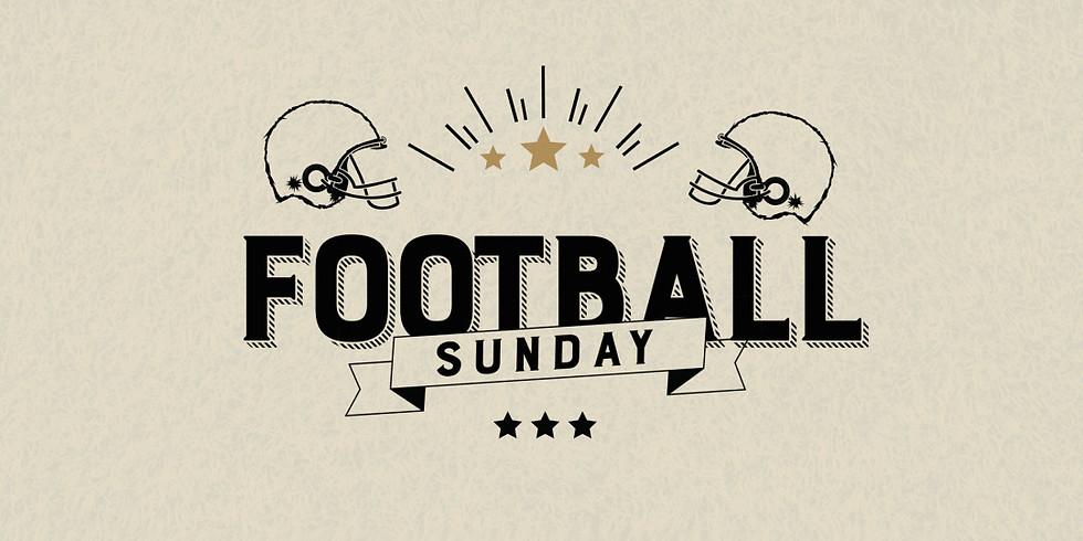 Championship Football Sunday