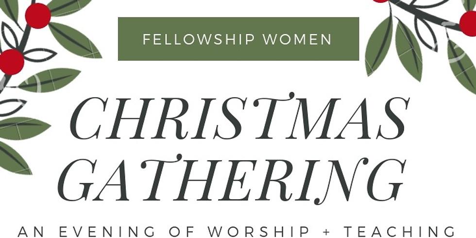 Fellowship Women Christmas Gathering