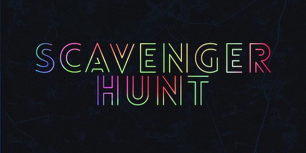 Student Ministry Scavenger Hunt