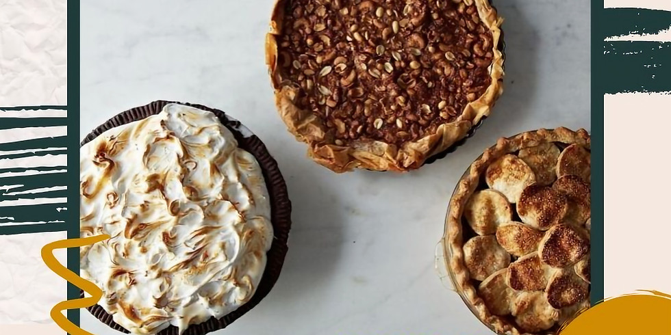 Fellowship Women: Pie Night