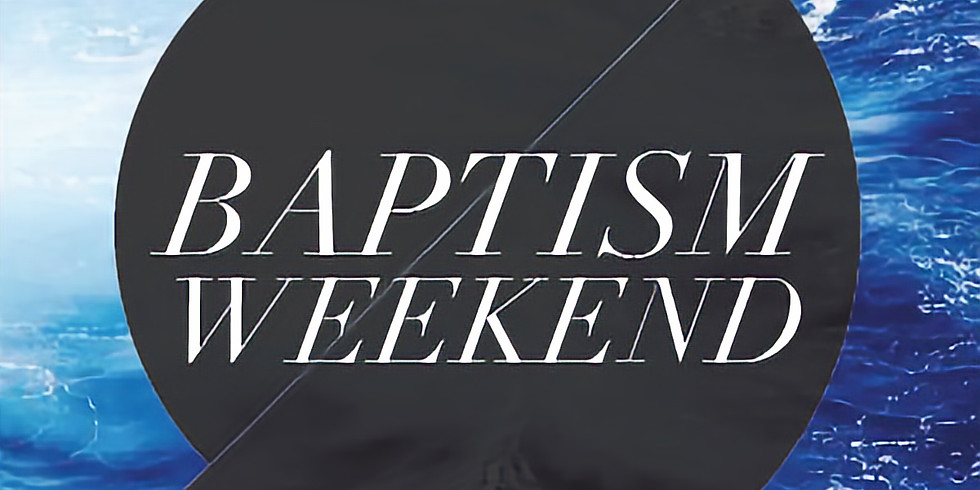 Ave Maria Campus: Baptism Weekend