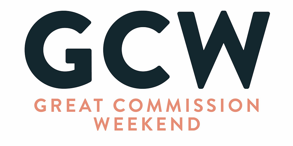 Great Commission Weekend