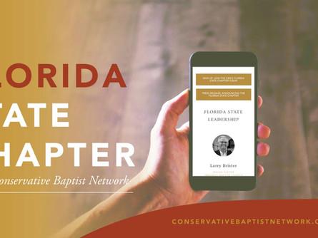 Florida pastors form Conservative Baptist Network state chapter