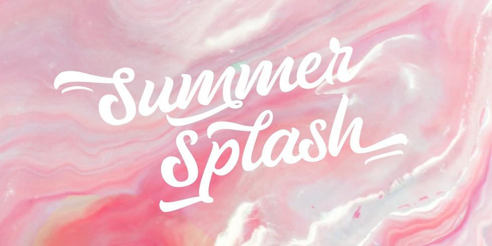FW: Summer Splash