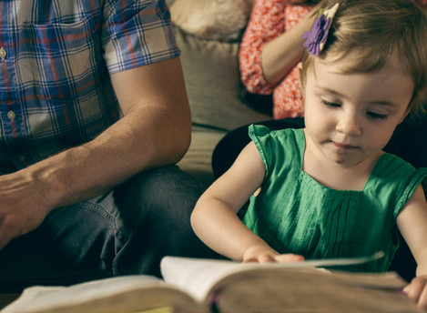 Family Devotion Guide: Who Am I?
