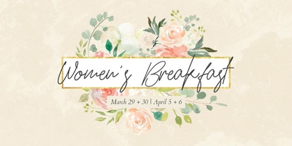 FW: Woven Women's Breakfast