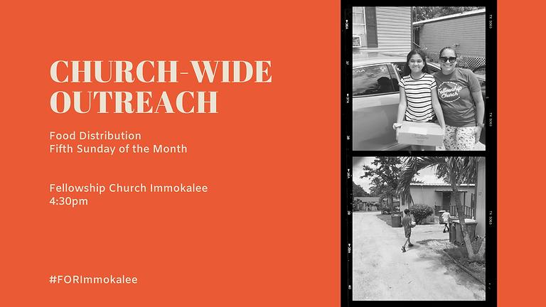 Fifth Sunday Church-Wide Outreach