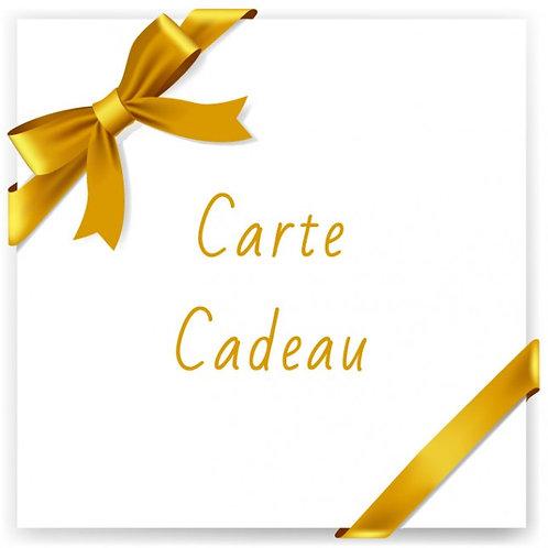 CARTE CADEAUX 100$