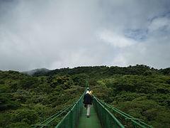 Hängebrücken Costa Rica
