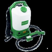 Backpack de aspersión electroestatica