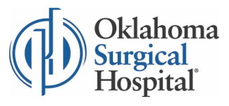 Thank You Oklahoma Surgical Hospital