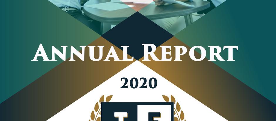 TTEF 2020 Annual Report