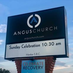 Angus Church