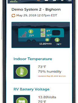 Monitor Your RV for the Perfect RVing Experience!