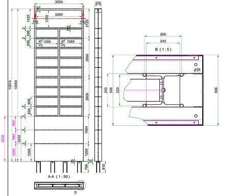 Planung und Konstruktion für Werbetechnik, Lichtwerbung und Pylone