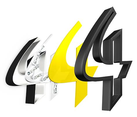 Buchstaben für Werbetechnik, Lichtwerbung und Pylone