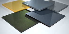 Acryl metallic