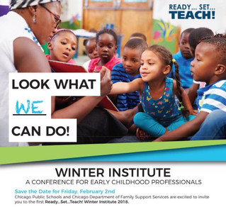 Let's Talk Toddlers featured at Ready...Set...Teach Chicago!