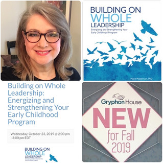 Gryphon House edWebinar Today!