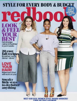 Dr. Masterson Featured in Redbook Back to School Issue