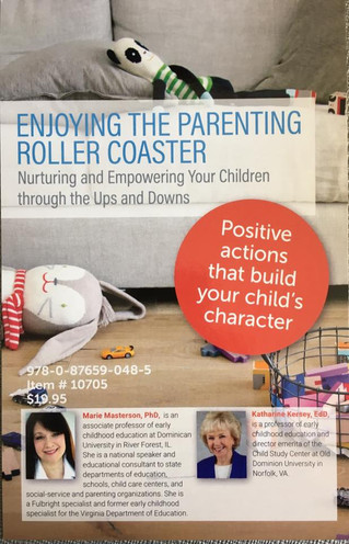 Parenting Book Builds Your Child's Positive Character Traits