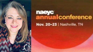 See You in Nashville at the Annual NAEYC Conference!