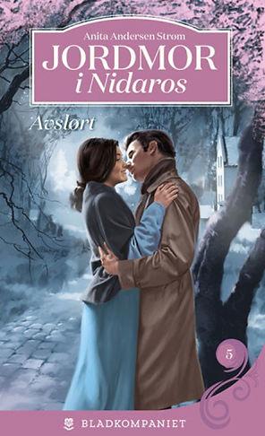 Forsiden av Jordmor i Nidaros 5 - Avslørt av Anita Andersen Strøm.