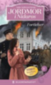Forsiden av Jordmor i Nidaro 4 - Fortielser av Anita Andersen Strøm.