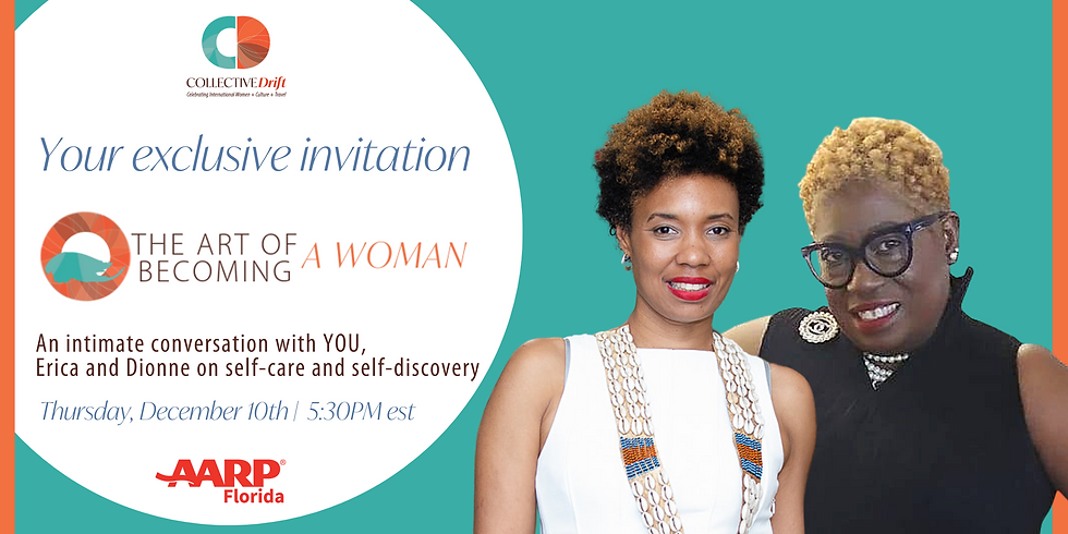 The Art of Becoming a Woman - Exclusive event