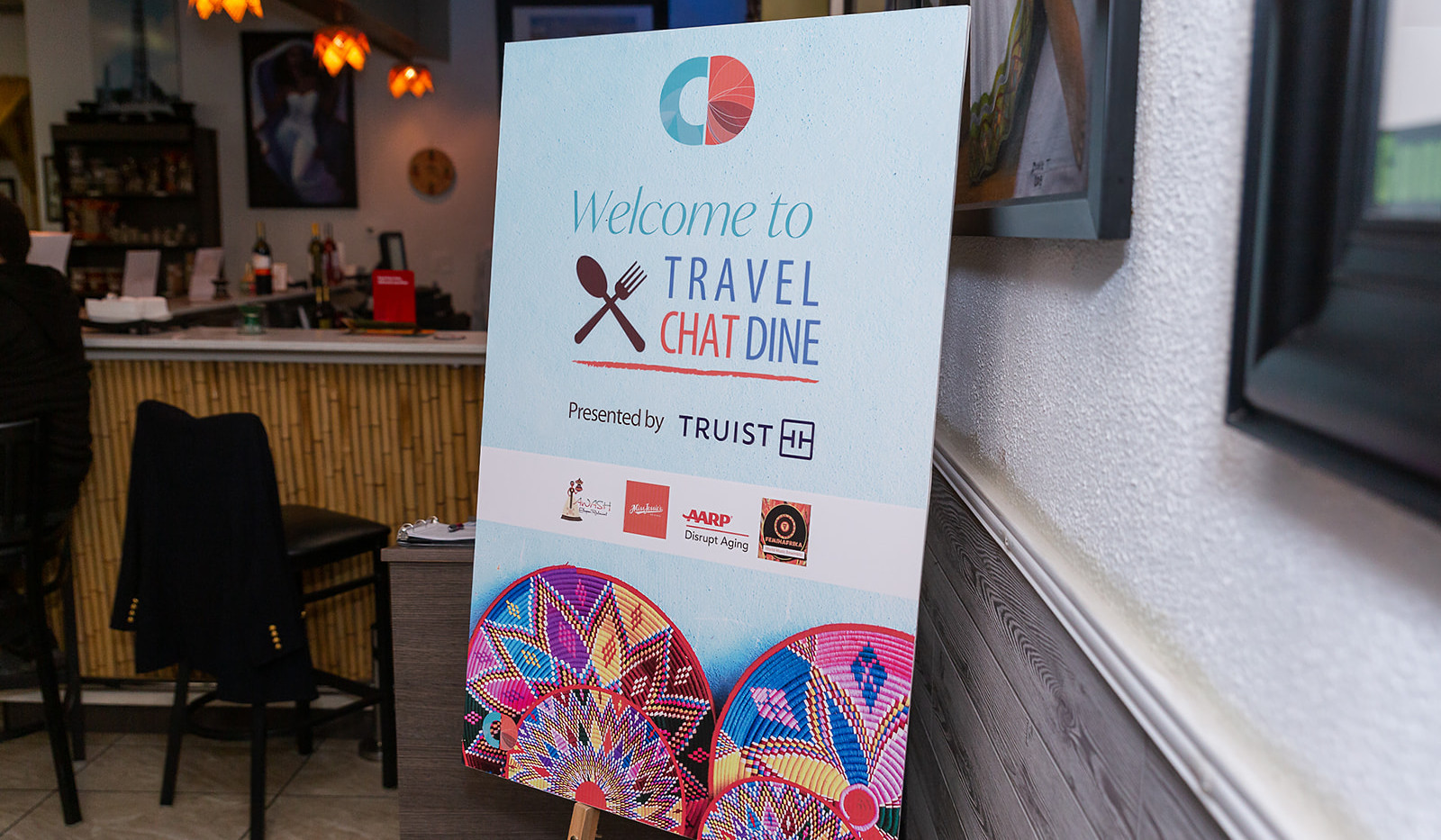 Collective Drift Travel Chat Dine
