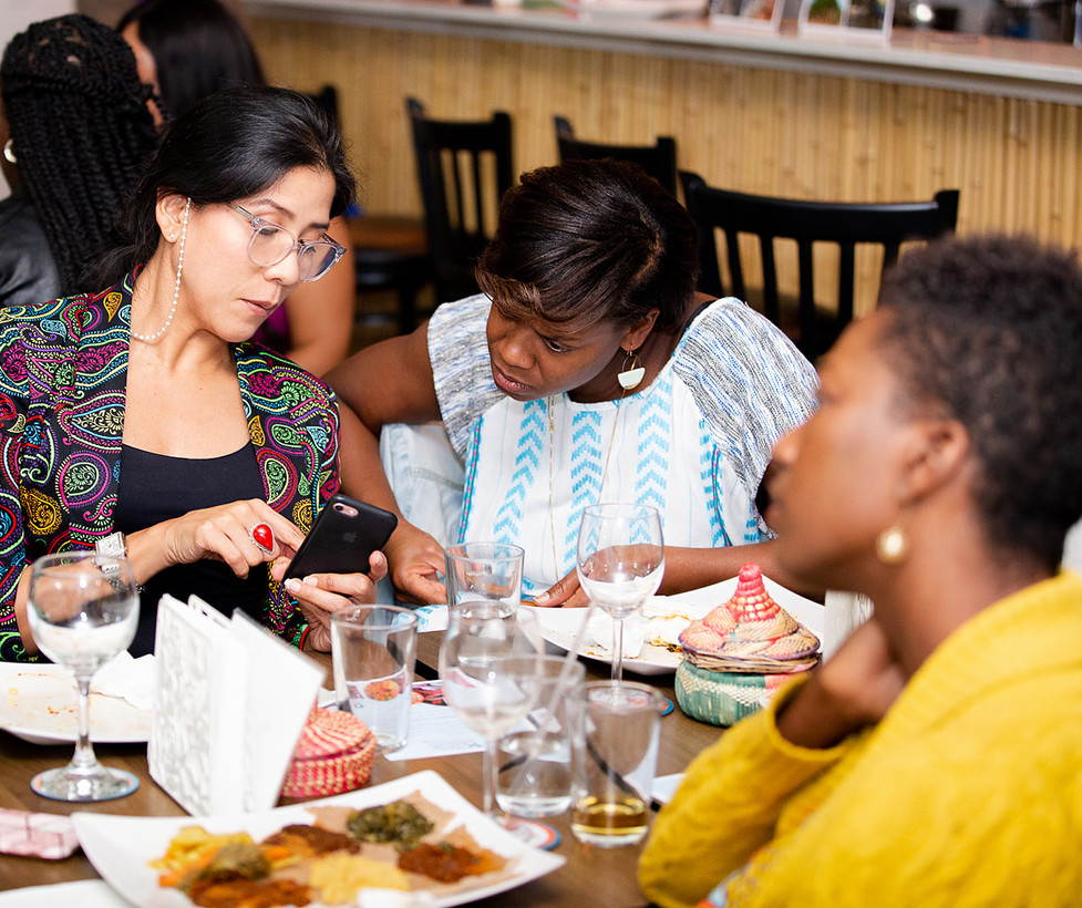 Collective Drift Travel Chat Dine Awash