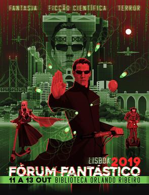 FÓRUM FANTÁSTICO 2019 / THE MATRIX