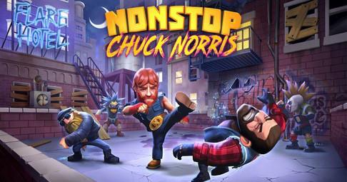 NONSTOP CHUCK