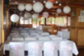Mundoo Wedding light pink and lanterns.j