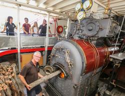 PS Melbourne Engine 1910