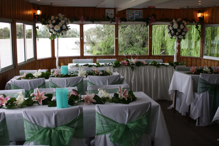 Rothbury Wedding green and floral 2