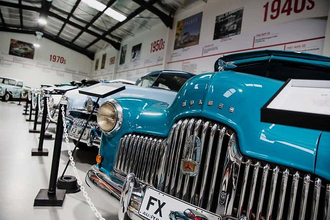 Mildura Holden Motor Museum.jpg