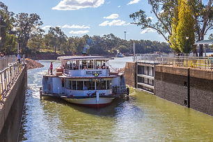 Mildura Paddle steamers reunion July 201