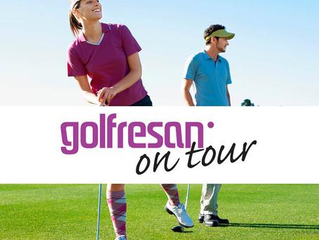 Platser kvar: Golfresan on tour