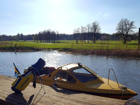 Ta båten till Friiberghs GK!