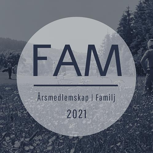 FAMILJ  | Årsmedlemskap