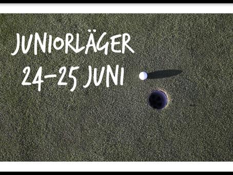 Juniorläger 24-25 Juni