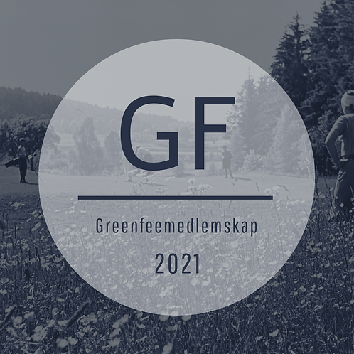 JUNIOR 16-21  | Greenfeemedlemskap