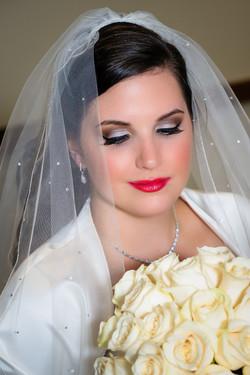 Old Hollywood Bride