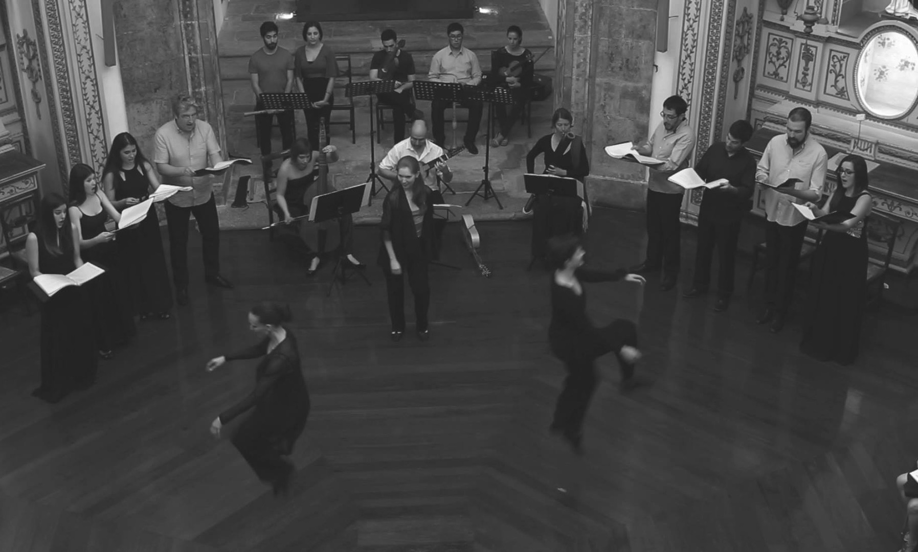 Bando do Surunyo  - bailarinas