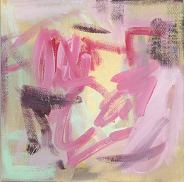 Untitled (Pink Flamingos), 2020