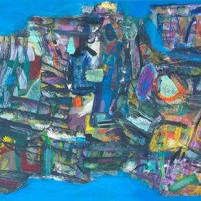 Blue Edges, 2019