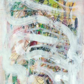 White Loops, 2019